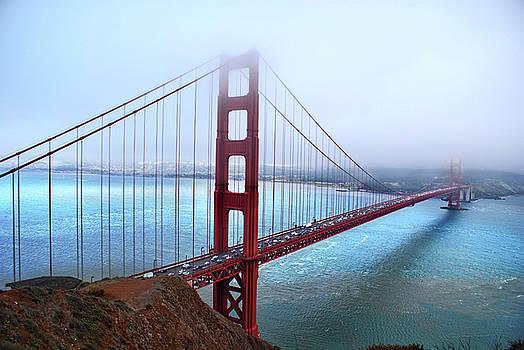 Golden Gate Bridge By Abram House