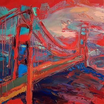 Golden Gate Bridge  by Roland Kay
