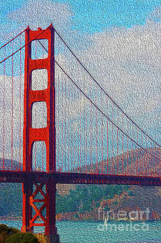 Jenny Revitz Soper - Golden Gate Bridge