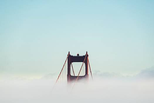 Golden Gate Bridge by Joshua Sortino