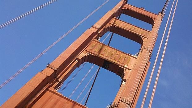 Golden Gate Bridge by Kim Blumenstein