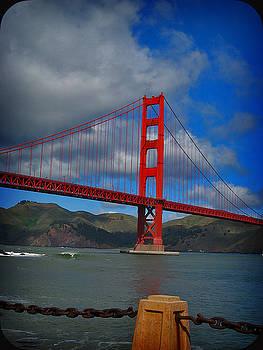 Golden Gate Bridge by Kim Pascu
