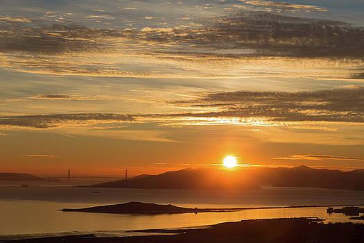 Golden Gate Bridge by Digiblocks Photography