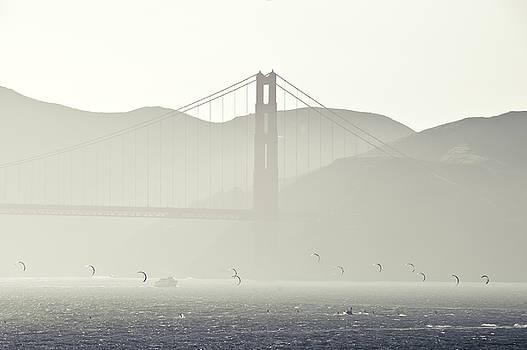 Golden Gate Bridge by Paul Plaine