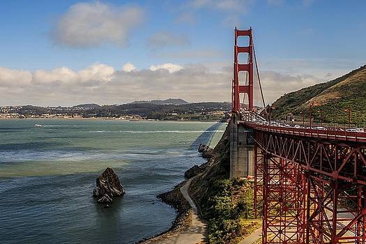 Golden Gate by Christopher Perez