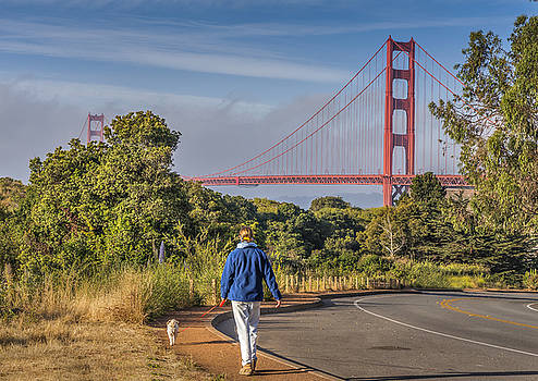 Golden Gate II by Phil Clark