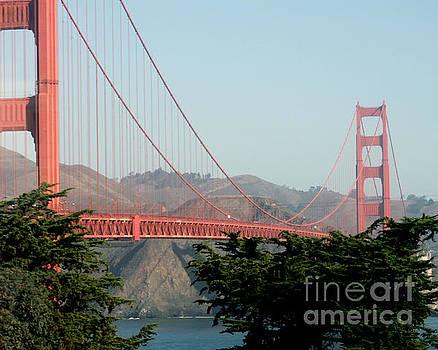 Golden Gate by Michael Lovell