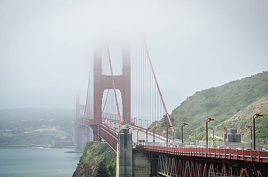 Margaret Pitcher - Golden Gate No. 2
