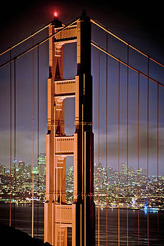 Golden Gate by Rachel Hamrick