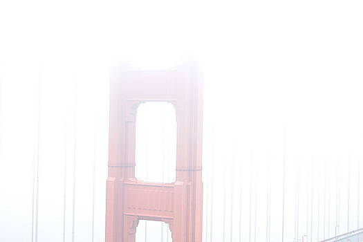 Golden Gate Sf by Eduardo Alonso