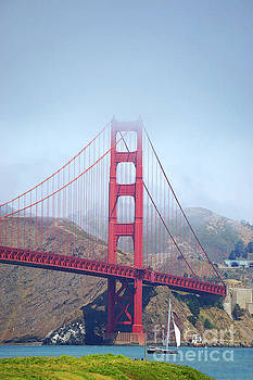 Golden Gate, SF by HD Connelly