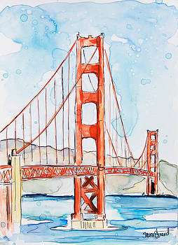 Golden Gate by Shaina Stinard