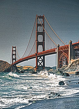 Dennis Cox - Golden Gate Surf