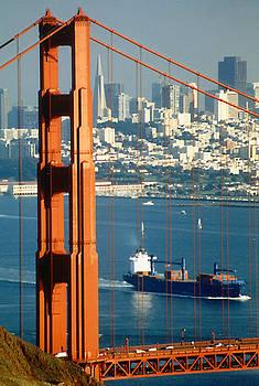 Golden Gate by Tom Kidd