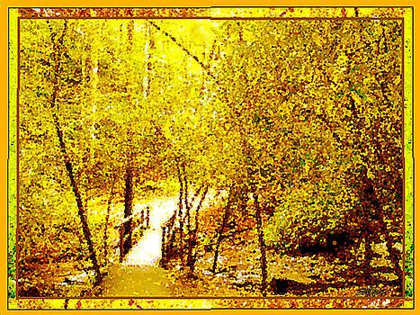 Golden Glow by Seth Weaver