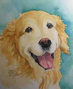 Golden Grin by Lynne Hurd Bryant