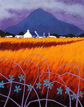 Golden Harvest  by John  Nolan
