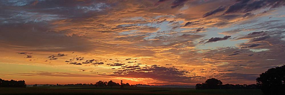 Golden Hour by Dan Myers