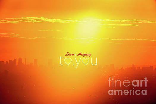To You #002 by Tatsuya Atarashi