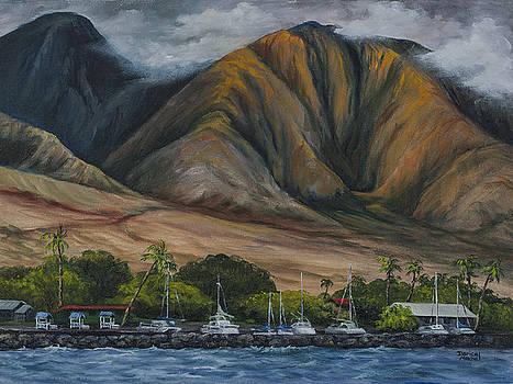Darice Machel McGuire - Golden Light West Maui