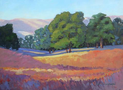 Golden Meadow by Rhett Regina Owings