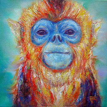 Golden Monkey no.2 by Jack No War