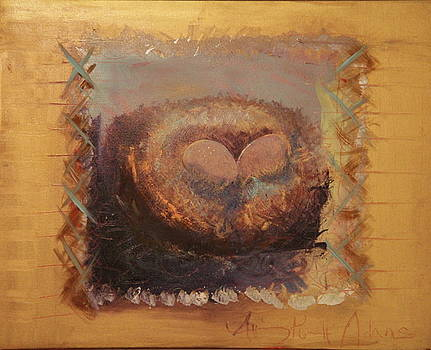Golden Nest by Allison  Adams