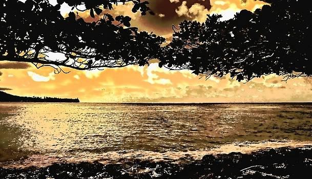 Golden Paradise by Lorrie Morrison