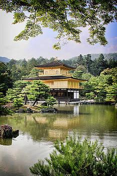 Golden Pavilion by Nancy Ingersoll