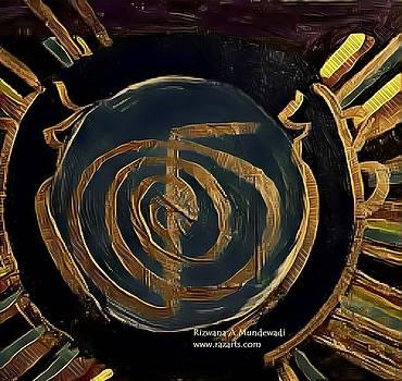 Rizwana A Mundewadi - Golden Rays of Cho Ku Rei
