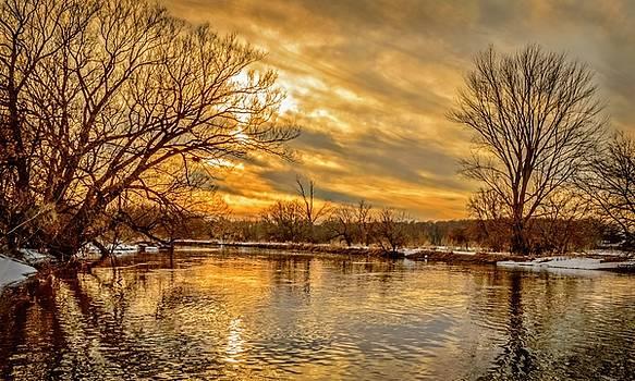 Garvin Hunter - Golden River