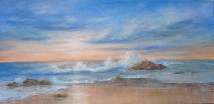 Golden Sands by Rita Palm