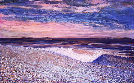 Golden Sea by Jeanette Jarmon