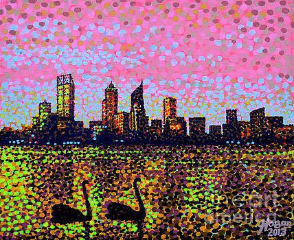 Alan Hogan - Golden Skyline Perth