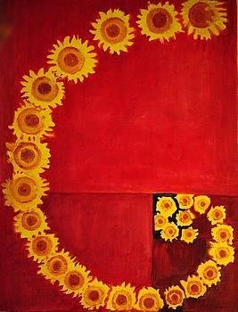Golden Spiral by Elena Buftea