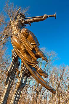 Golden Spirit of Louisiana by Nicolas Raymond