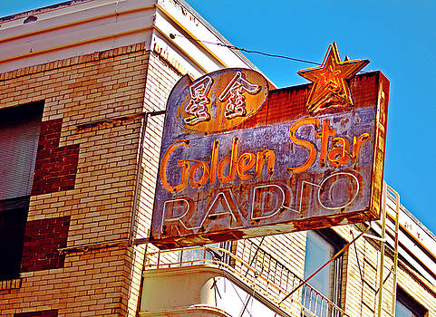 Golden Star Radio - Chinatown by Mark Hendrickson