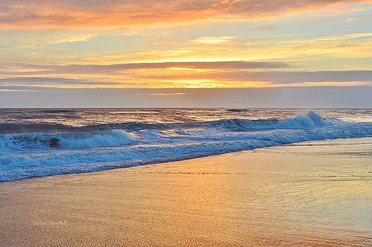 Golden Sunrise by Barbara Ann Bell