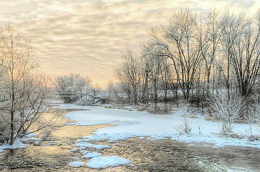 Golden Sunrise by Garvin Hunter