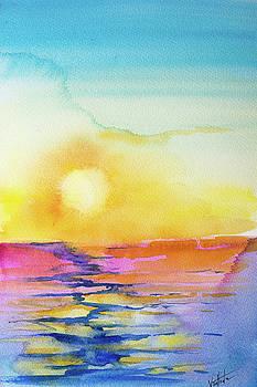 Golden Sunset  by Adam VanHouten
