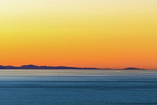 Golden Sunset Series I by Debbie Ann Powell