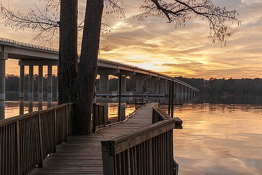 Golden Sunset by Joi High