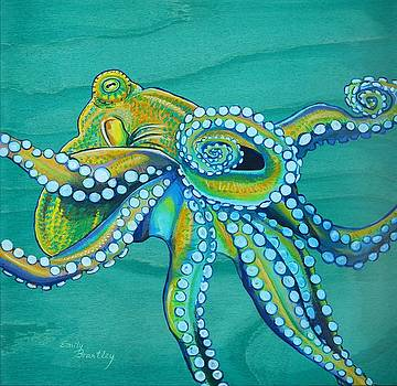 Golden Tako by Emily Brantley