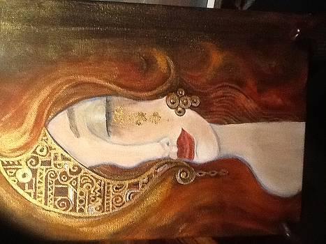 Golden Tears by Maureen Pisano