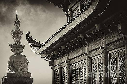 Golden Temple by Adrian Baljeu