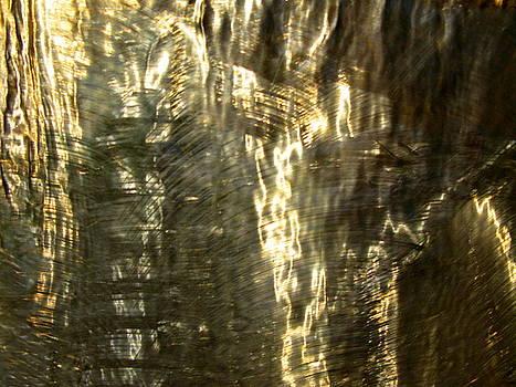 Golden Texture by PJ  Cloud