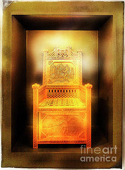 Golden Throne by Craig J Satterlee