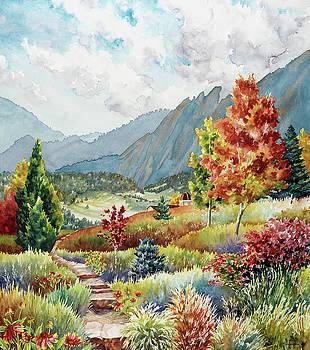 Anne Gifford - Golden Trail