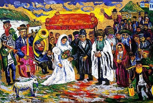 Ari Roussimoff - Golden Wedding