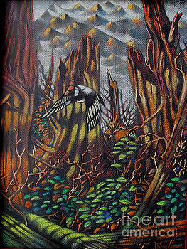 Goldfinch by Gary Renegar